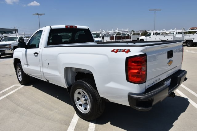 2018 Silverado 1500 Regular Cab 4x4,  Pickup #M181561 - photo 7