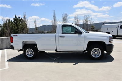 2018 Silverado 1500 Regular Cab 4x4,  Pickup #M181561 - photo 9