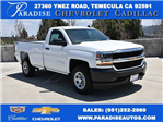 2018 Silverado 1500 Regular Cab 4x4,  Pickup #M181561 - photo 1