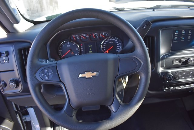 2018 Silverado 3500 Crew Cab DRW 4x2,  Harbor Combo Body #M18171 - photo 19