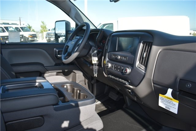 2018 Silverado 3500 Crew Cab DRW 4x2,  Harbor ComboMaster Combo Body #M18171 - photo 11