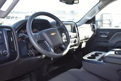 2018 Silverado 3500 Crew Cab DRW 4x2,  Harbor ComboMaster Combo Body #M18171 - photo 21