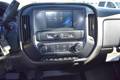 2018 Silverado 3500 Crew Cab DRW 4x2,  Harbor ComboMaster Combo Body #M18171 - photo 24