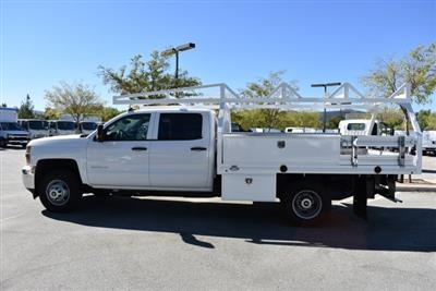 2018 Silverado 3500 Crew Cab DRW 4x2,  Harbor ComboMaster Combo Body #M18171 - photo 5
