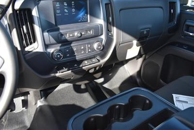 2018 Silverado 3500 Regular Cab DRW 4x2,  Harbor Black Boss Stake Bed Flat/Stake Bed #M18186 - photo 18