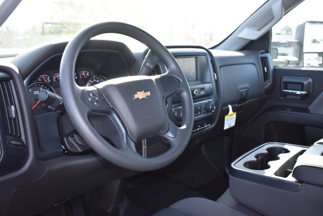 2018 Silverado 3500 Regular Cab DRW 4x2,  Harbor Combo Body #M18201 - photo 19
