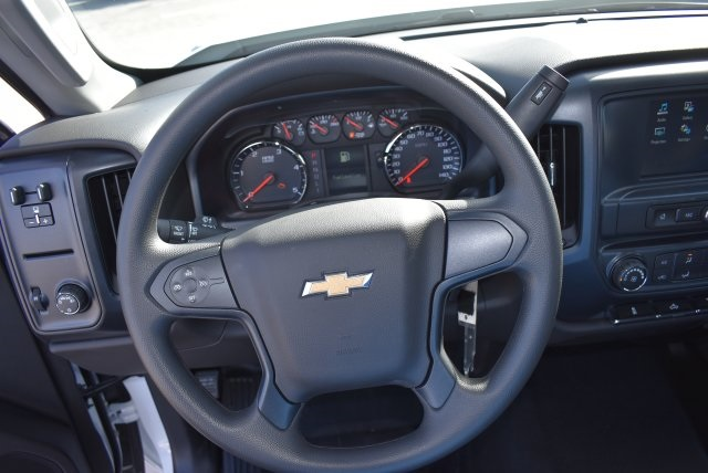 2018 Silverado 3500 Regular Cab DRW 4x2,  Harbor Combo Body #M18201 - photo 21