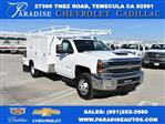 2018 Silverado 3500 Regular Cab DRW 4x2,  Harbor Combo Body #M18201 - photo 1