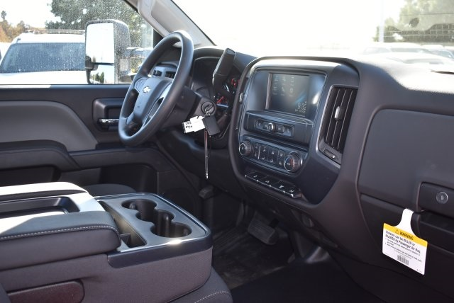 2018 Silverado 3500 Regular Cab DRW 4x2,  Harbor Combo Body #M18209 - photo 16