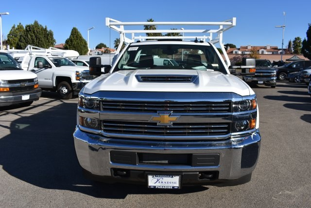 2018 Silverado 3500 Regular Cab DRW 4x2,  Harbor Combo Body #M18209 - photo 4