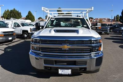 2018 Silverado 3500 Regular Cab DRW 4x2,  Harbor ComboMaster Combo Body #M18209 - photo 4