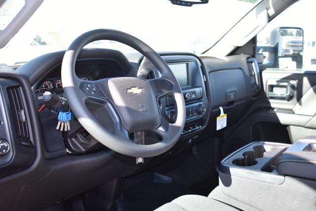 2018 Silverado 3500 Regular Cab DRW 4x2,  Harbor Combo Body #M18210 - photo 18