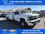 2018 Silverado 3500 Regular Cab DRW 4x2,  Harbor Combo Body #M18210 - photo 1