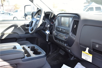 2018 Silverado 3500 Regular Cab DRW, Harbor Standard Contractor Contractor Body #M18214 - photo 14