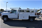 2018 Silverado 3500 Regular Cab DRW, Harbor Standard Contractor Contractor Body #M18214 - photo 5