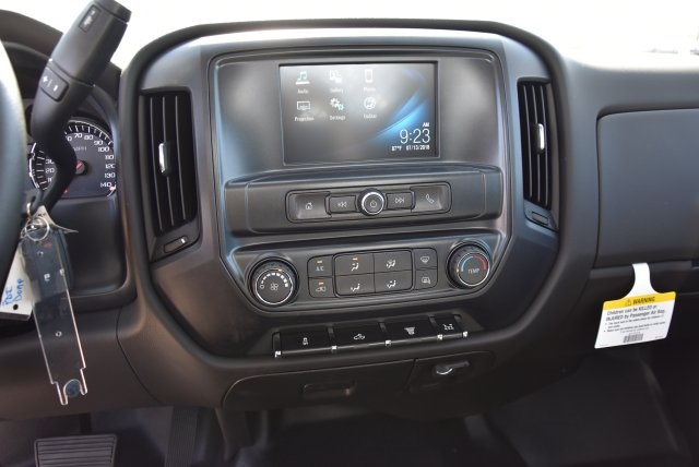 2018 Silverado 3500 Regular Cab DRW 4x2,  Harbor Contractor Body #M18215 - photo 21
