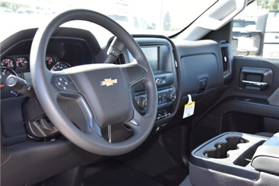 2018 Silverado 3500 Regular Cab DRW, Harbor Standard Contractor Contractor Body #M18215 - photo 18