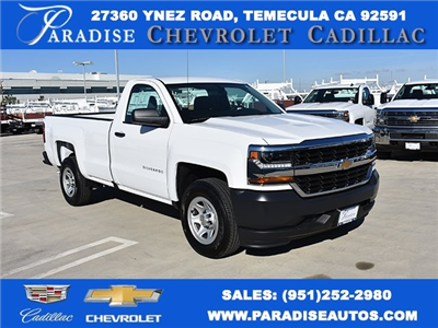 2018 Silverado 1500 Regular Cab, Pickup #M18292 - photo 1