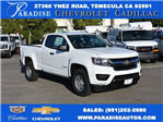 2018 Colorado Extended Cab, Pickup #M18306 - photo 1