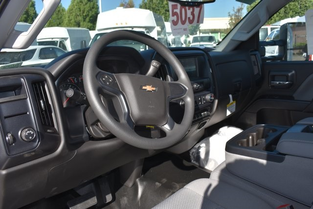 2018 Silverado 3500 Regular Cab DRW 4x2,  Knapheide Contractor Body #M18330 - photo 15