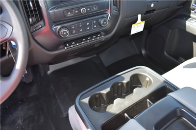2018 Silverado 3500 Crew Cab DRW, Harbor Standard Contractor Contractor Body #M18331 - photo 23