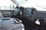 2018 Silverado 3500 Crew Cab DRW, Harbor Standard Contractor Contractor Body #M18331 - photo 14