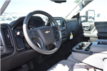 2018 Silverado 3500 Crew Cab DRW, Harbor Standard Contractor Contractor Body #M18331 - photo 19