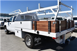 2018 Silverado 3500 Crew Cab DRW, Harbor Standard Contractor Contractor Body #M18331 - photo 7