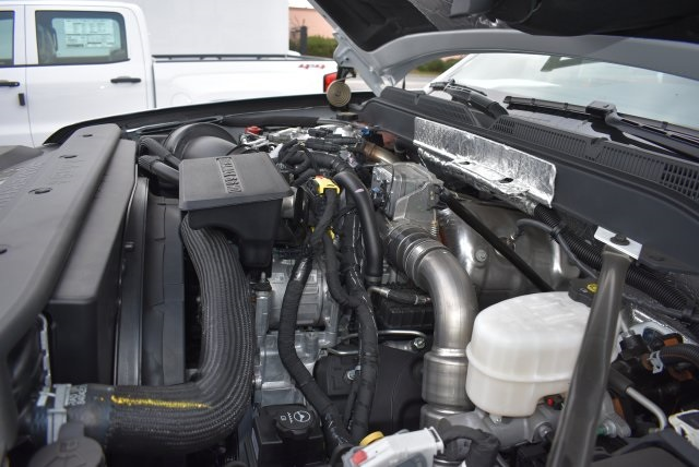 2018 Silverado 3500 Regular Cab DRW 4x2,  Knapheide Contractor Body #M18383 - photo 22