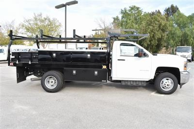 2018 Silverado 3500 Regular Cab DRW 4x2,  Knapheide Contractor Body #M18383 - photo 8