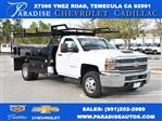 2018 Silverado 3500 Regular Cab DRW 4x2,  Knapheide Contractor Body #M18383 - photo 1
