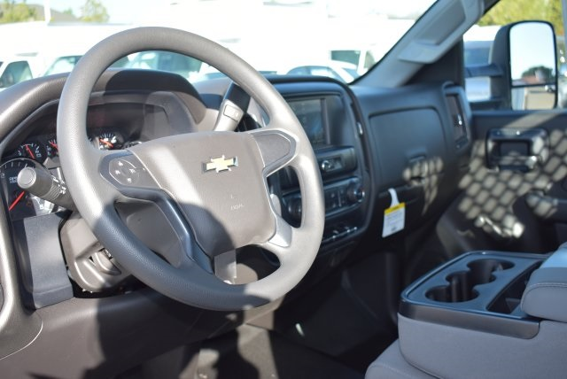 2018 Silverado 3500 Regular Cab DRW 4x2,  Royal Flat/Stake Bed #M18404 - photo 14