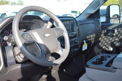 2018 Silverado 3500 Regular Cab DRW 4x2,  Royal Stake Bed Flat/Stake Bed #M18404 - photo 14