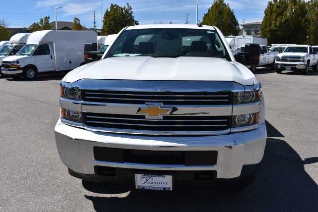 2018 Silverado 2500 Regular Cab,  Harbor TradeMaster Utility #M18408 - photo 3