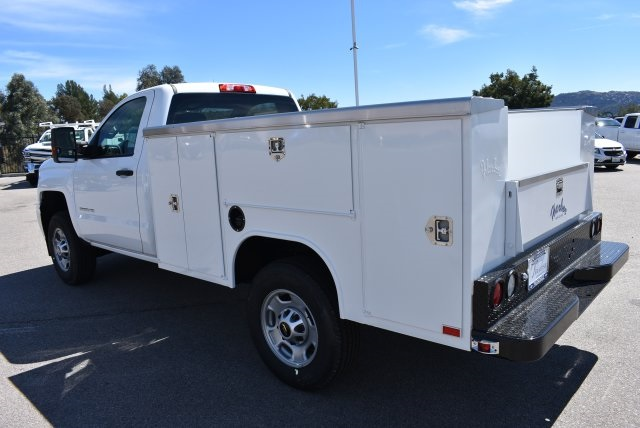 2018 Silverado 2500 Regular Cab,  Harbor TradeMaster Utility #M18408 - photo 6