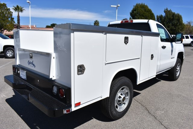 2018 Silverado 2500 Regular Cab,  Harbor TradeMaster Utility #M18408 - photo 2