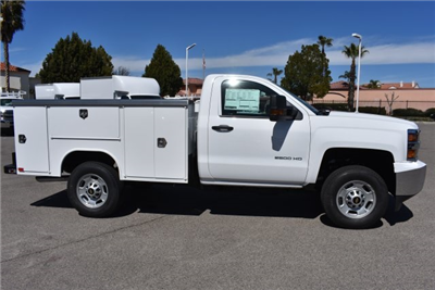 2018 Silverado 2500 Regular Cab,  Harbor TradeMaster Utility #M18408 - photo 8