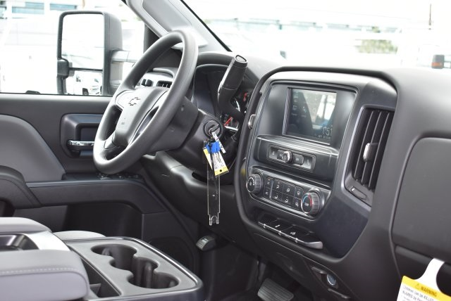 2018 Silverado 2500 Regular Cab 4x2,  Harbor Utility #M18410 - photo 15