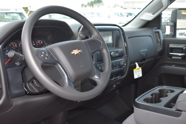2018 Silverado 2500 Regular Cab 4x2,  Harbor Utility #M18410 - photo 18