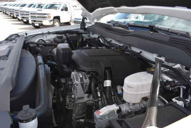 2018 Silverado 2500 Regular Cab 4x2,  Harbor Utility #M18410 - photo 23