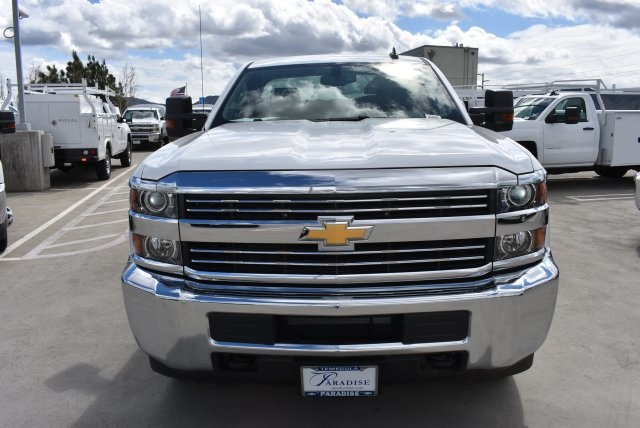 2018 Silverado 2500 Regular Cab 4x2,  Harbor Utility #M18410 - photo 4