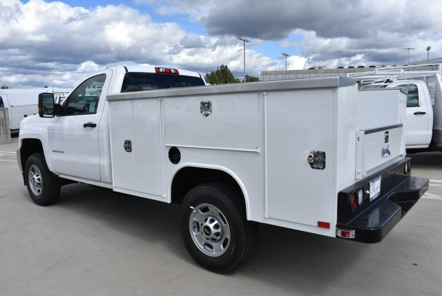 2018 Silverado 2500 Regular Cab 4x2,  Harbor Utility #M18410 - photo 7