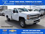 2018 Silverado 2500 Regular Cab 4x2,  Harbor Utility #M18410 - photo 1
