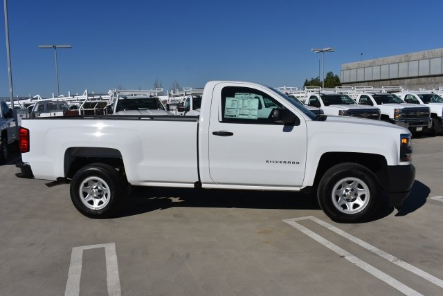 2018 Silverado 1500 Regular Cab, Pickup #M18415 - photo 8