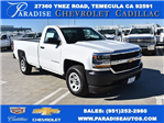 2018 Silverado 1500 Regular Cab, Pickup #M18415 - photo 1