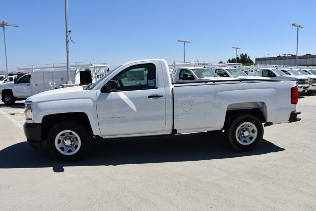 2018 Silverado 1500 Regular Cab 4x2,  Pickup #M18416 - photo 6