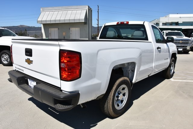 2018 Silverado 1500 Regular Cab 4x2,  Pickup #M18416 - photo 2