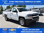 2018 Silverado 1500 Regular Cab 4x2,  Pickup #M18416 - photo 1