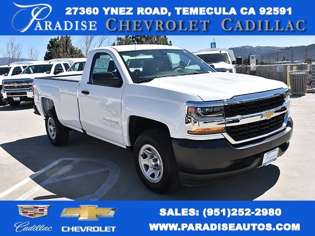 2018 Silverado 1500 Regular Cab,  Pickup #M18423 - photo 1