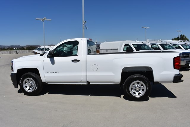 2018 Silverado 1500 Regular Cab,  Pickup #M18423 - photo 6